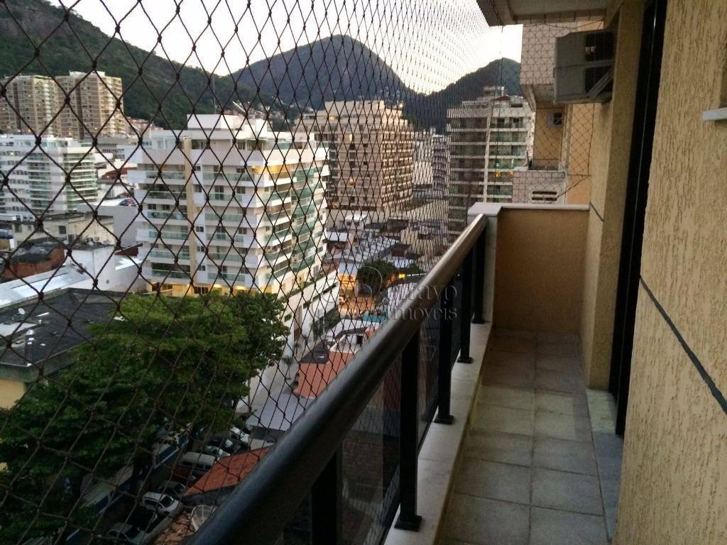 Flat em Botafogo  -  Rio de Janeiro - RJ