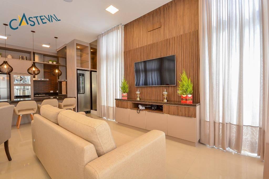 AP0080-CST, Apartamento de 3 quartos, 259 m² à venda no Cabral - Curitiba/PR