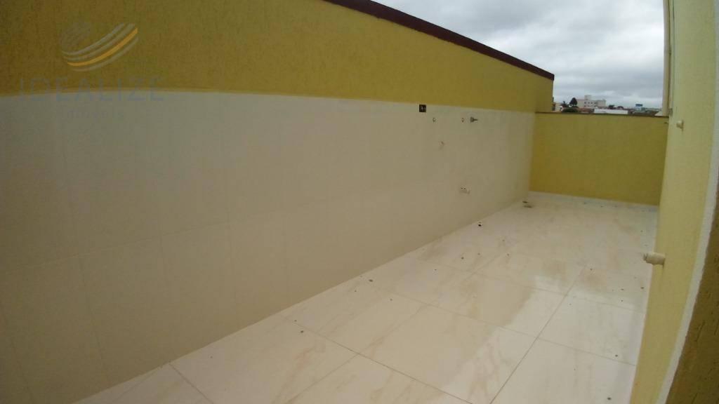 Apartamento com 3 dormitórios à venda, Boneca do Iguaçu - Sã
