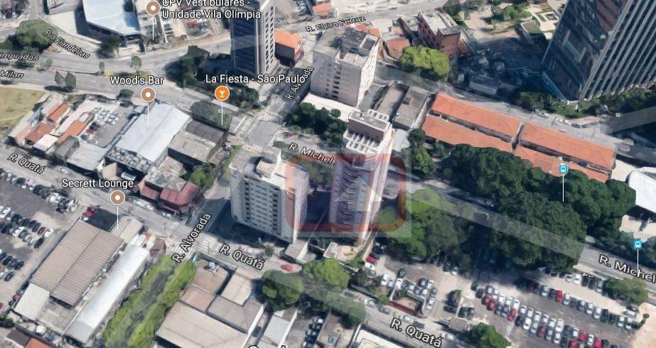 Cobertura de 3 dormitórios à venda em Vila Olímpia, São Paulo - SP