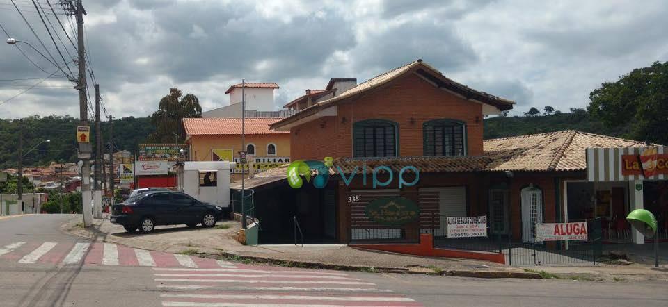 Sala comercial para locação, Jardim São Vicente, Itupeva.