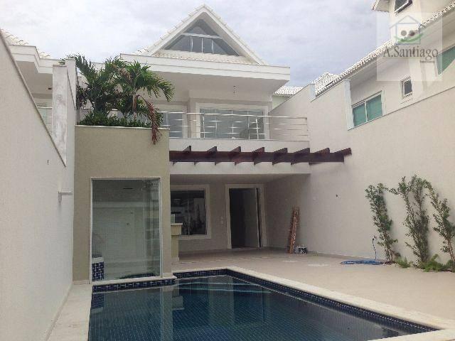Casa residencial para locação, Barra da Tijuca, Rio de Janei