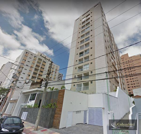Apartamento com 3 dormitórios à venda, 112 m² por R$ 855.000 - Santo Antônio - São Caetano do Sul/SP