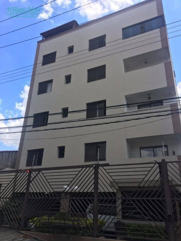 Apartamento residencial para locação, Vila Milton, Guarulhos