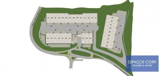 Galpão para alugar, 3514 m² - Itaqui - Itapevi/SP