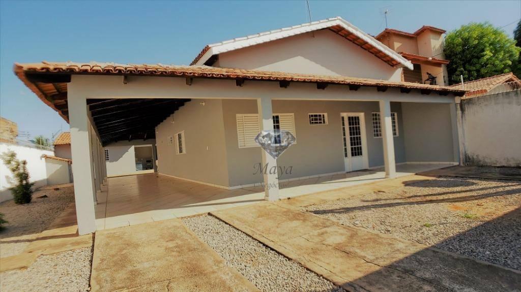 Casa 4 Quartos + Escritório, 273 m² na 507 Sul