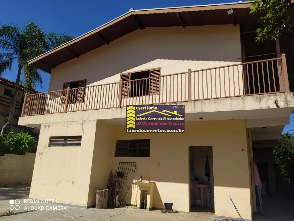 Chácara com 4 dormitórios à venda, 1200 m² por R$ 690.000,00 - Vale Verde - Valinhos/SP