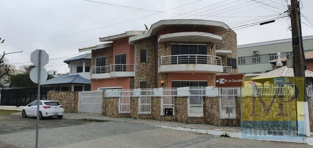 Sobrado com 4 dormitórios à venda, 300 m² por R$ 3.000.000,00 - Praia Grande - Penha/SC