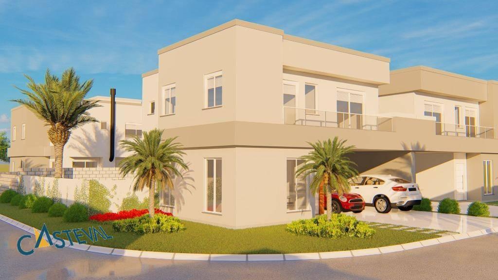 CA0148-CST, Casa de 3 quartos, 193 m² à venda no Xaxim - Curitiba/PR