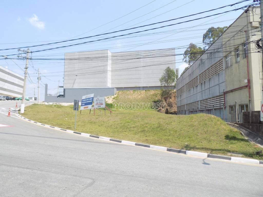 Área à venda em Parque Industrial San José – Reserva, Cotia - SP