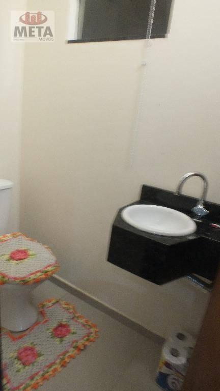 Casa com 3 Dormitórios à venda, 93 m² por R$ 430.000,00