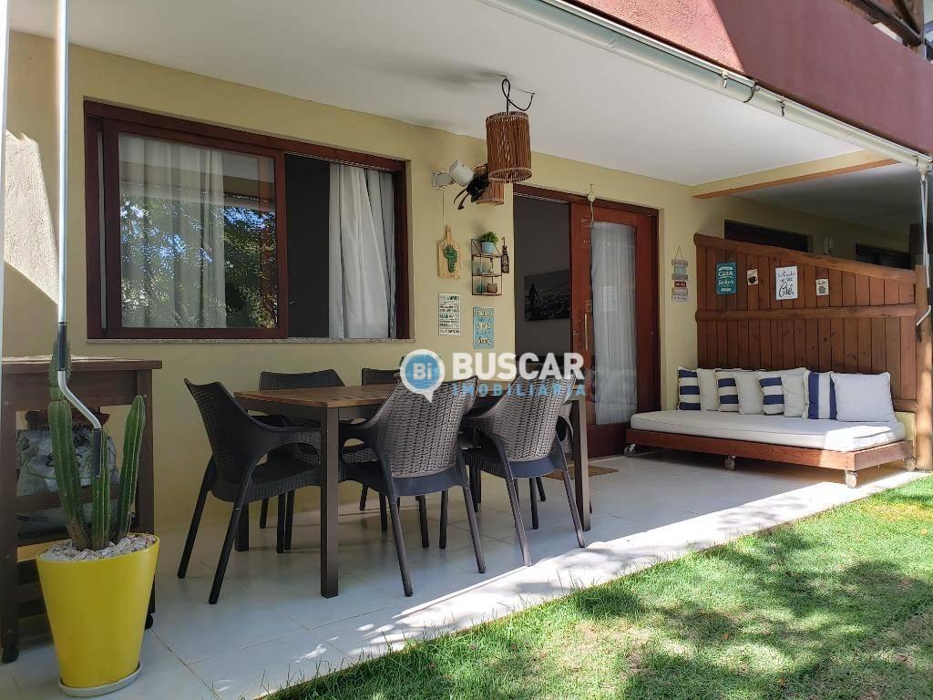 Casa com 2 dormitórios para alugar, 83 m² por R$ 450,00/dia - Itacimirim - Camaçari/BA