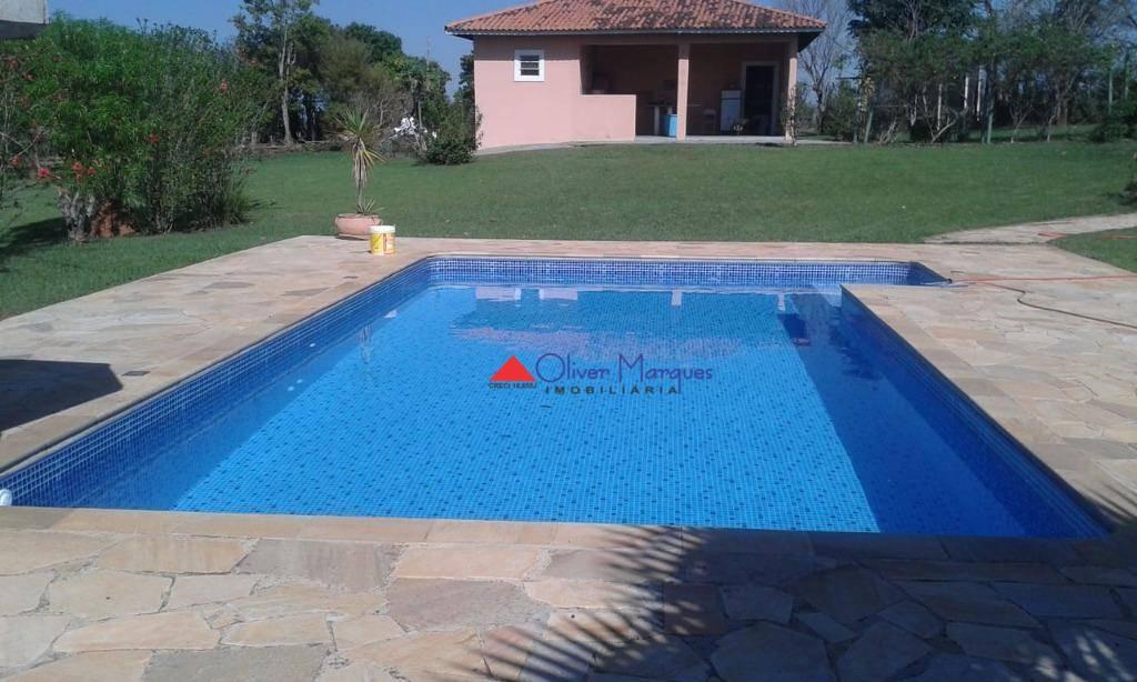 Casa com 3 dormitórios à venda, 300 m² por R$ 950.000,00 - Recanto dos Bandeirantes - Porto Feliz/SP