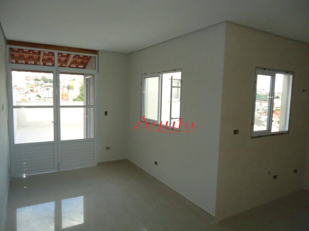 Cobertura residencial à venda, Vila Curuçá, Santo André - AP1114.