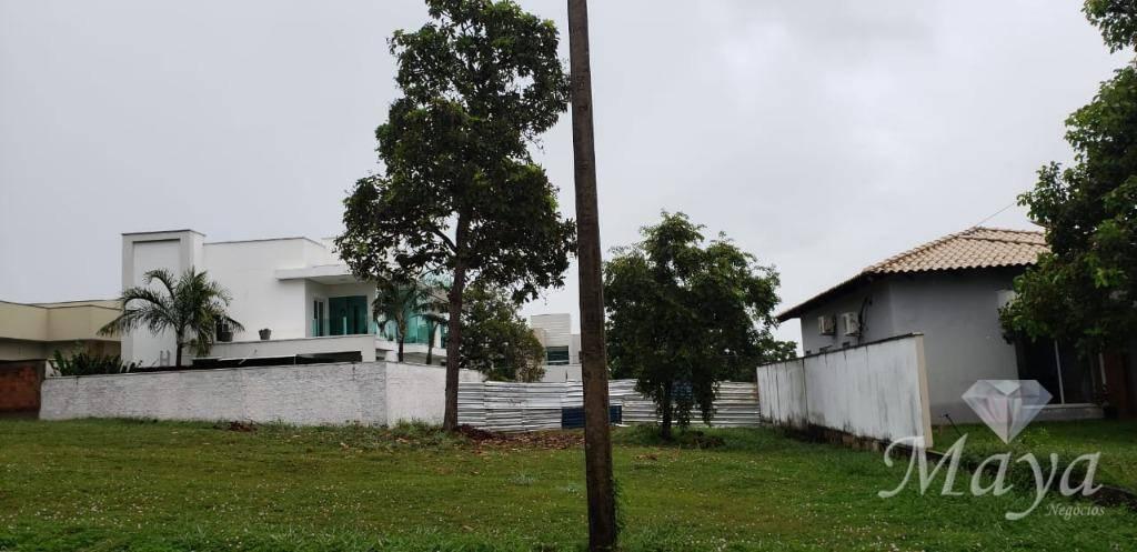 Terreno de 420 m², próximo ao Lago no Condomínio Mirante do Lago