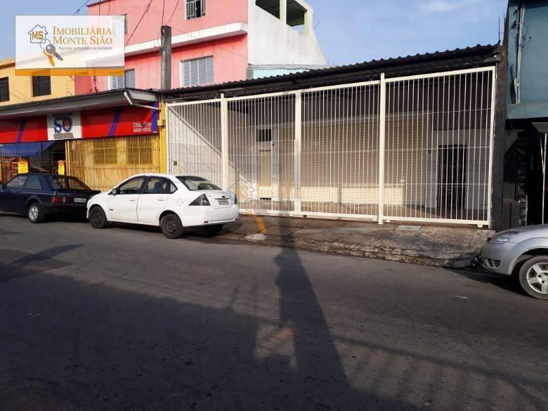 Salão Comercial para venda e locação, Cidade Martins, Guarulhos - .