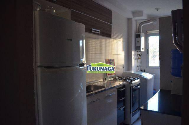 Apartamento com 2 dormitórios à venda, 45 m² por R$ 235.000,00 - Ponte Grande - Guarulhos/SP
