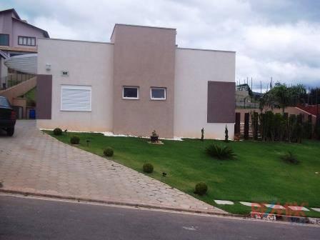 Casa residencial à venda, Condomínio Serra da Estrela, Atibaia - CA5031.