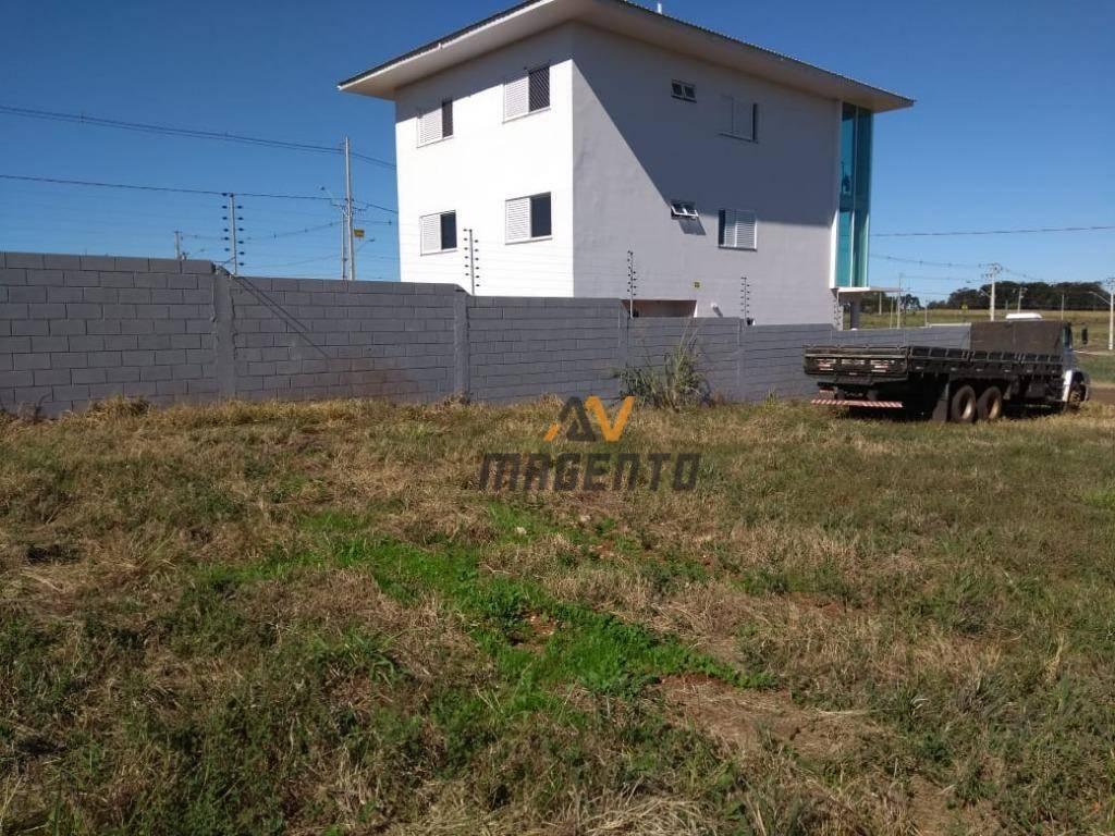 Terreno à venda, 384 m² por R$ 169.000 - Cascavel Velho - Cascavel/PR