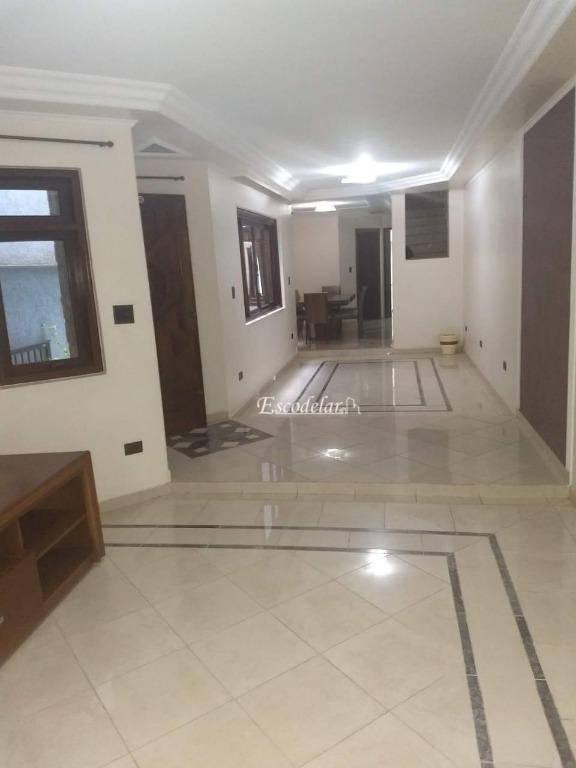 Sobrado com 3 dormitórios à venda, 180 m² por R$ 660.000 - Jardim Andrea Demarchi - São Bernardo do Campo/SP