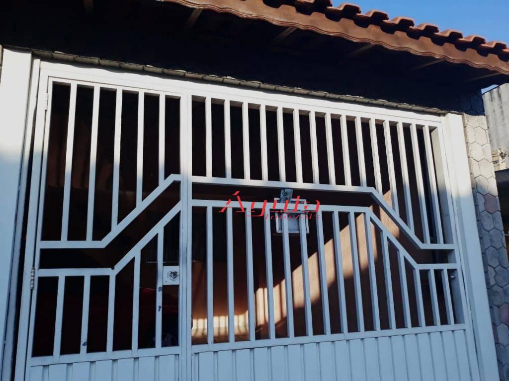 Casa residencial à venda, Parque Capuava, Santo André.