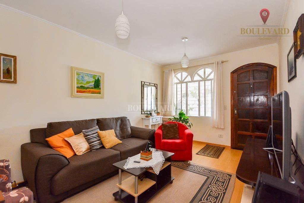 Casa com 3 dormitórios à venda, 150 m² por R$ 429.900 - Jardim das Américas - Curitiba/PR