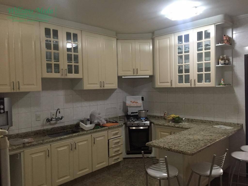 Sobrado com 3 dormitórios à venda em Guarulhos/SP