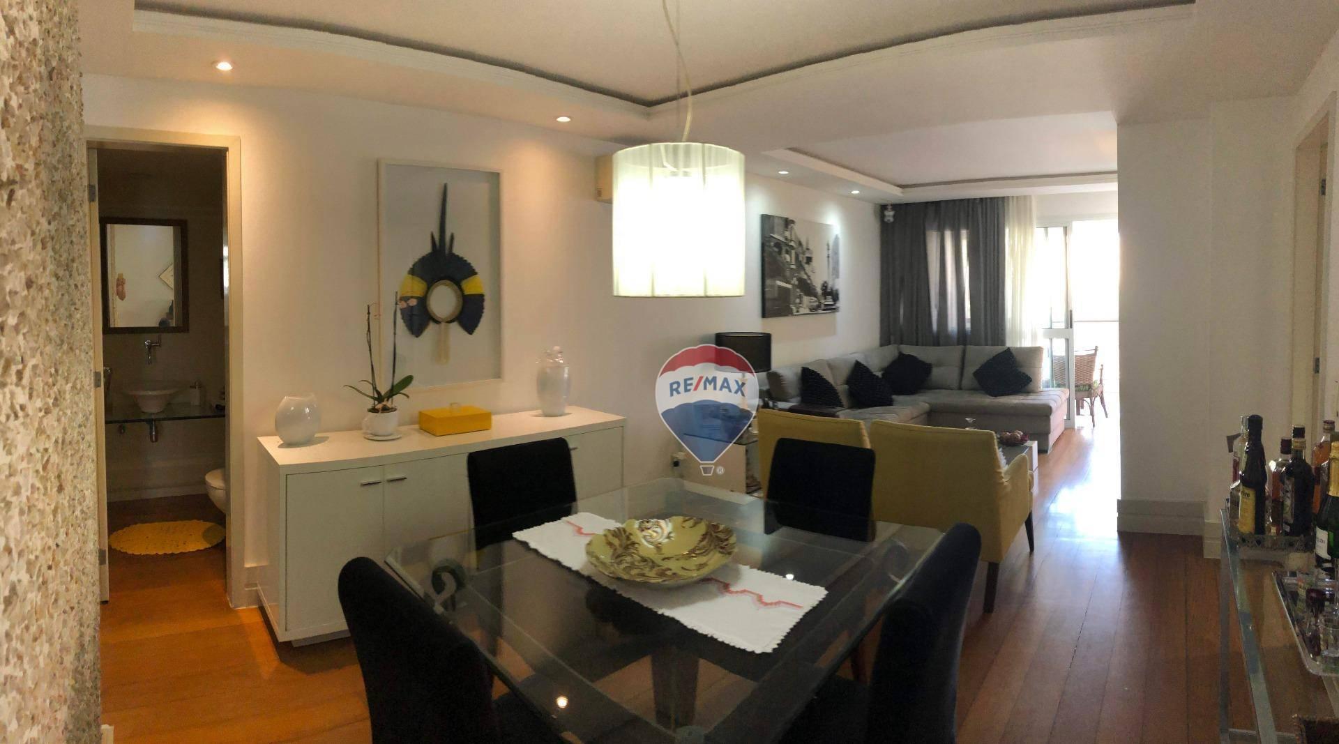 Apartamento com quartos para Alugar, 132 m²