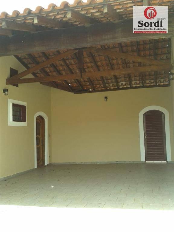 Sobrado à venda, 170 m² por R$ 350.000,00 - Ribeirânia - Ribeirão Preto/SP
