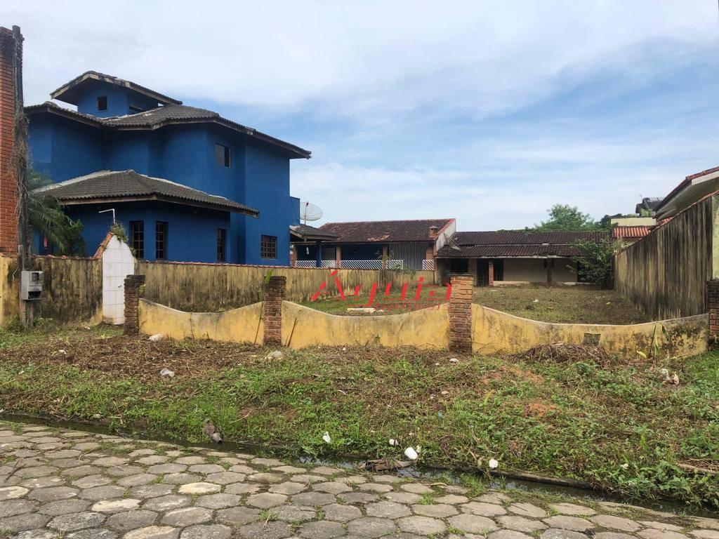 Terreno à venda, 504 m² por R$ 190.000 - Morada Praia - Bertioga/SP
