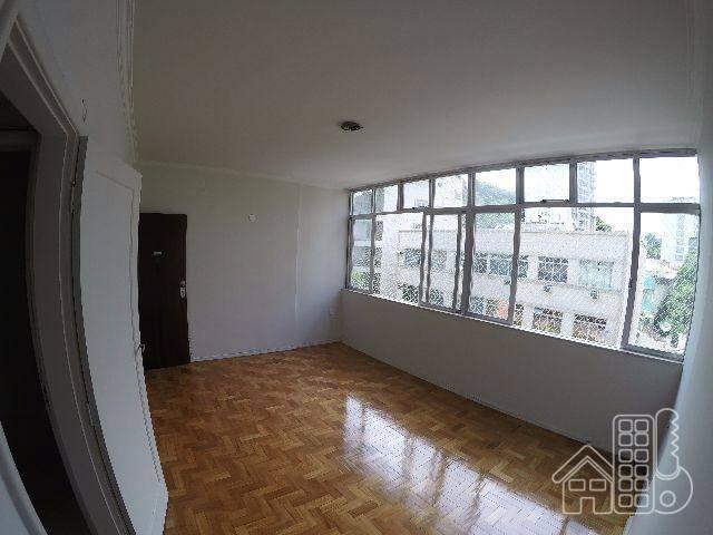 Apartamento com 3 dormitórios à venda, 125 m² por R$ 550.000 - Boa Viagem - Niterói/RJ