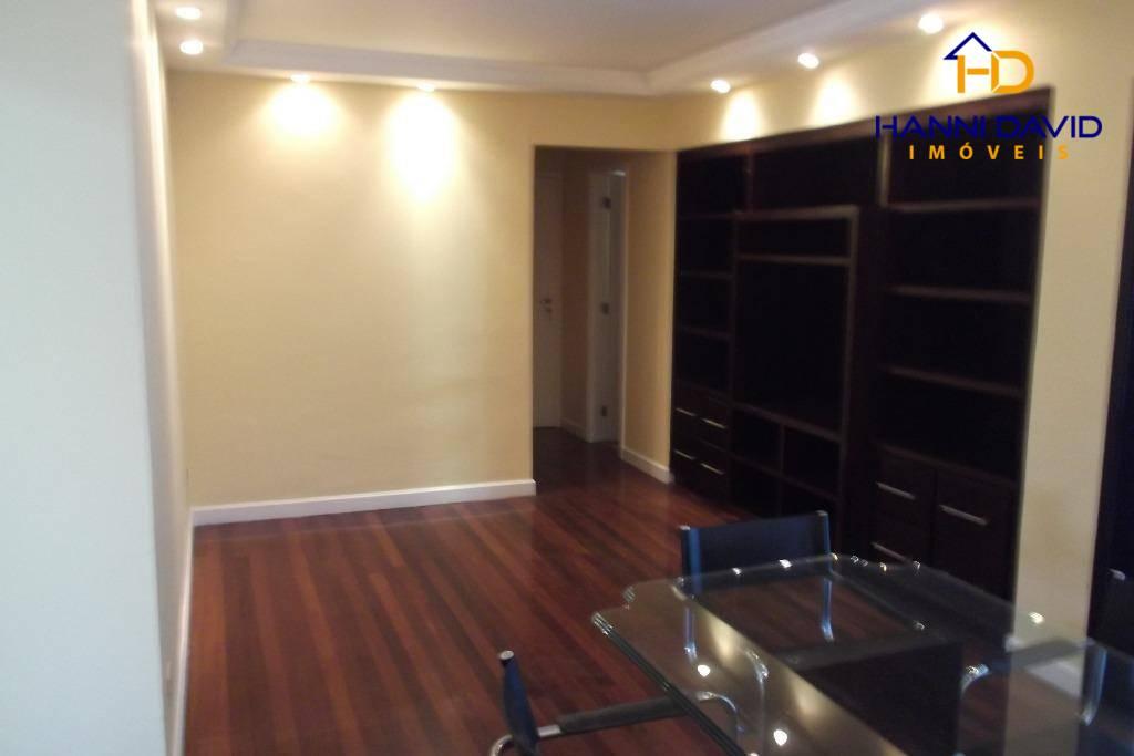 Aclimação - Otimo apartamento a venda - 3 dorms 1 suite 2 vagas - Rico em armarios
