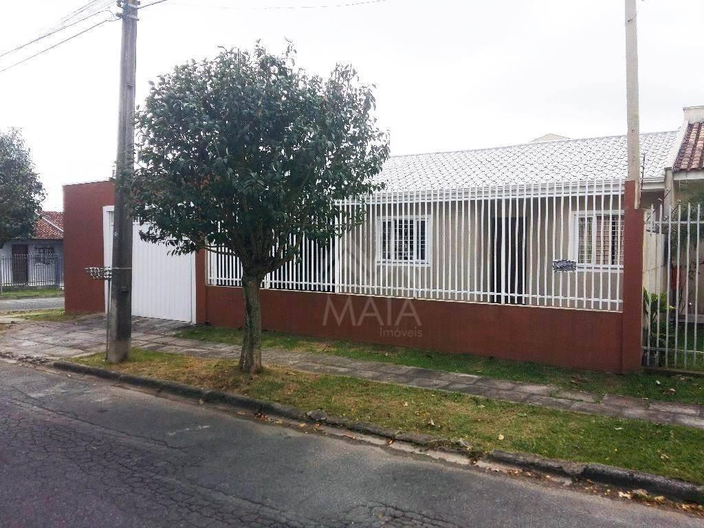 Casa residencial, Costeira, São José dos Pinhais.