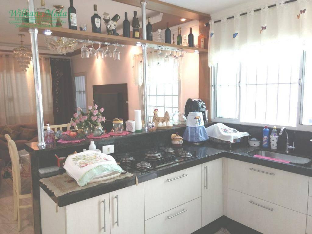 Casa com 3 dormitórios à venda, 150 m² por R$ 500.000 - Jardim Paraventi - Guarulhos/SP