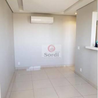 Apartamento com 2 dormitórios à venda por R$ 212.000 - Reserva Sul Condomínio Resort - Ribeirão Preto/SP