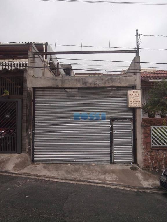 Terreno residencial à venda, Mooca, São Paulo.