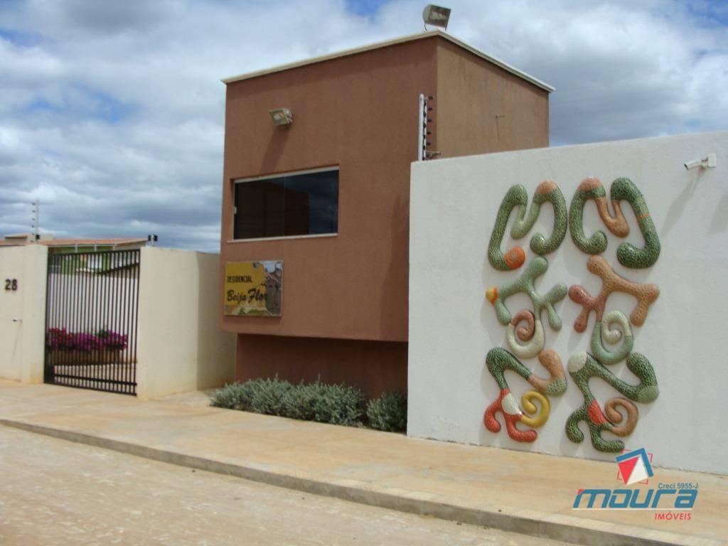 Apartamento com 2 dormitórios à venda, 57 m² por R$ 113.000 - Planalto Treze de Maio - Mossoró/RN