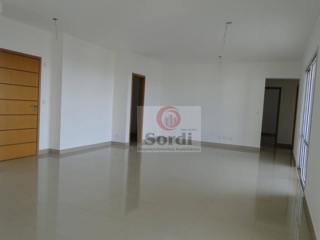 Apartamento com 3 dormitórios à venda, 175 m² por R$ 826.000 - Nova Aliança - Ribeirão Preto/SP