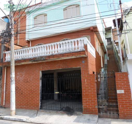 Sobrado  residencial à venda, Jardim Tranqüilidade, Guarulho