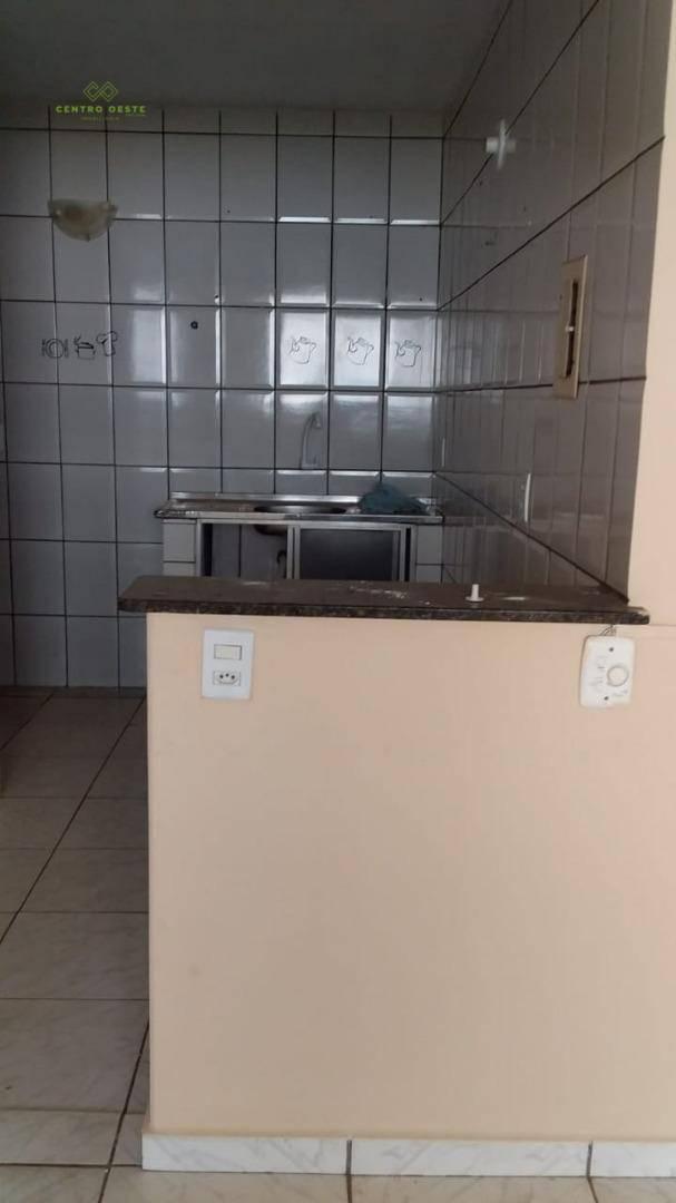 Apartamento com 2 dormitórios à venda, 63 m² por R$ 120.000 - Residencial Paiaguais - Cuiabá/MT