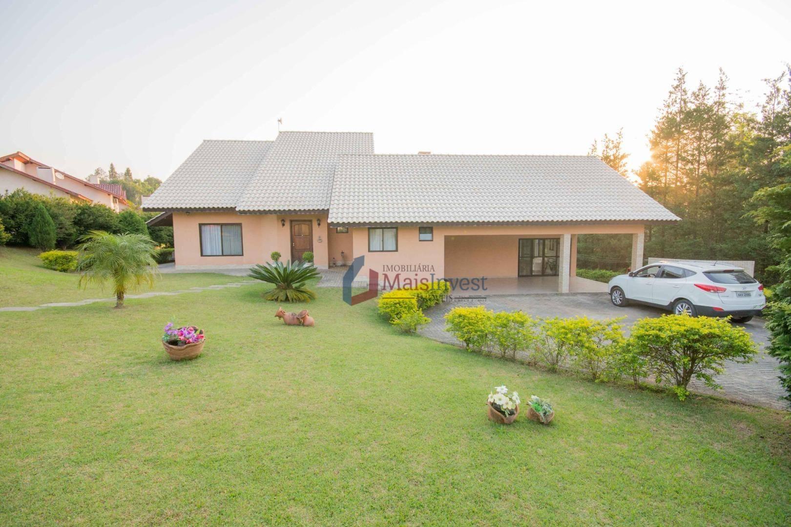 Casa com 5 dormitórios à venda, 440 m² por R$ 2.300.000 - Centro - Quatro Barras/PR