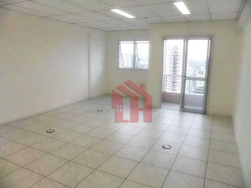 Sala à venda, 42 m² por R$ 320.000,00 - Encruzilhada - Santos/SP