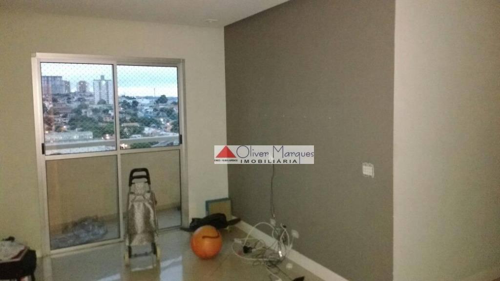 Apartamento residencial à venda, Quitaúna, Osasco - AP5812.