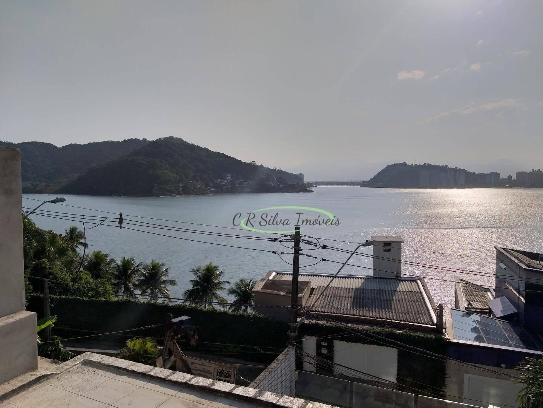 Casa com 4 dormitórios à venda, por R$ 960.000 - Ilha Porchat - São Vicente/SP