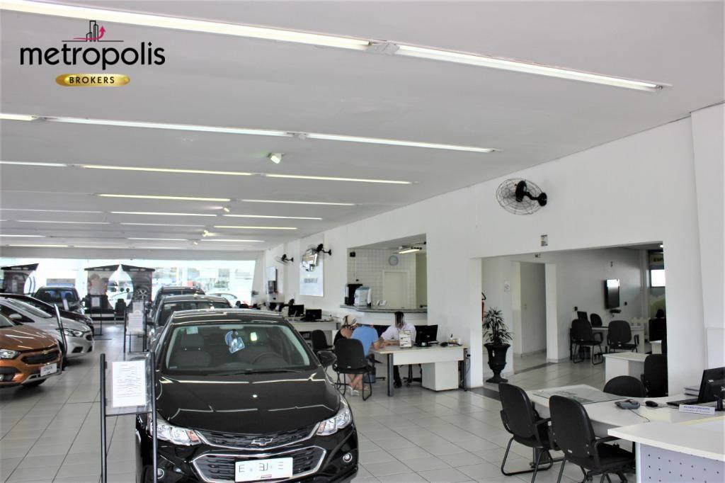 Terreno à venda, 3421 m² por R$ 15.000.000,00 - Centro - São Caetano do Sul/SP