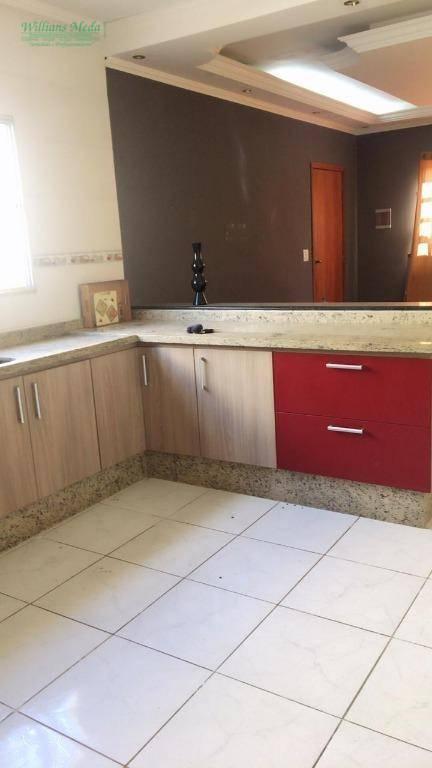 Casa com 2 dormitórios à venda, 72 m² por R$ 230.000 - Jardim Lenize - Guarulhos/SP