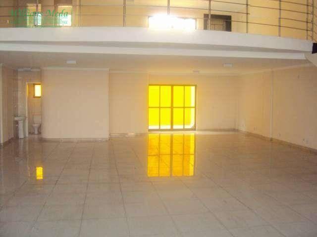 Prédio  comercial para venda e locação, Cidade Jardim Cumbic