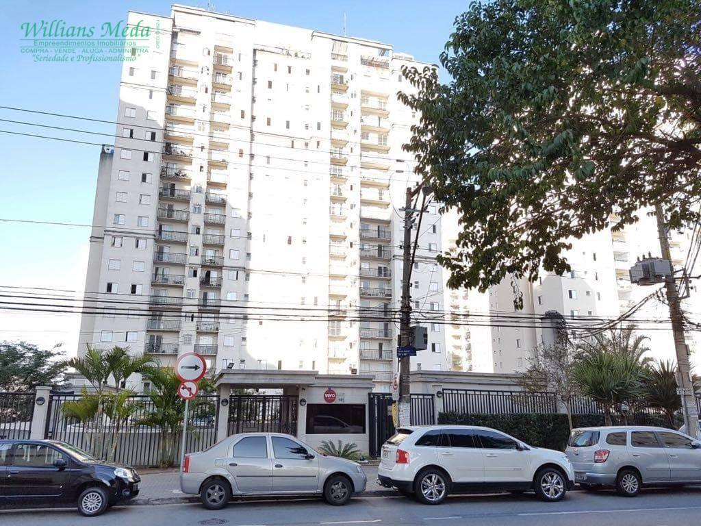 Apartamento à venda, 50 m² por R$ 276.000,00 - Vila Augusta - Guarulhos/SP