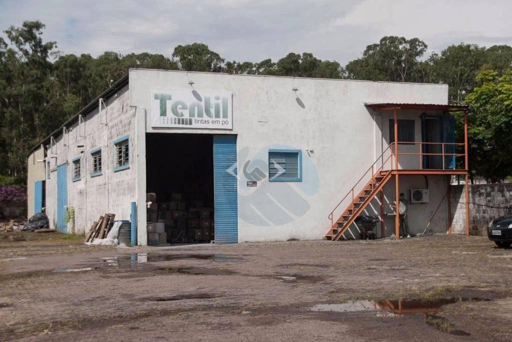 Barracão comercial à venda, Capela Velha, Araucária.
