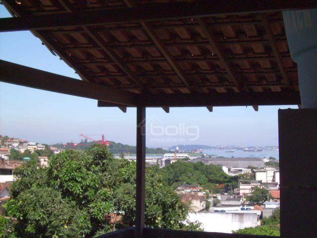 Casa em Barreto  -  Niterói - RJ